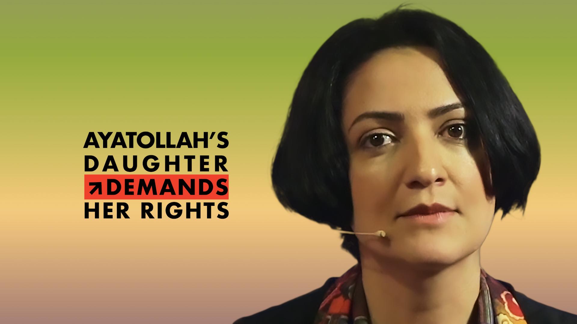 Maryam Faghihimani - HagueTalks
